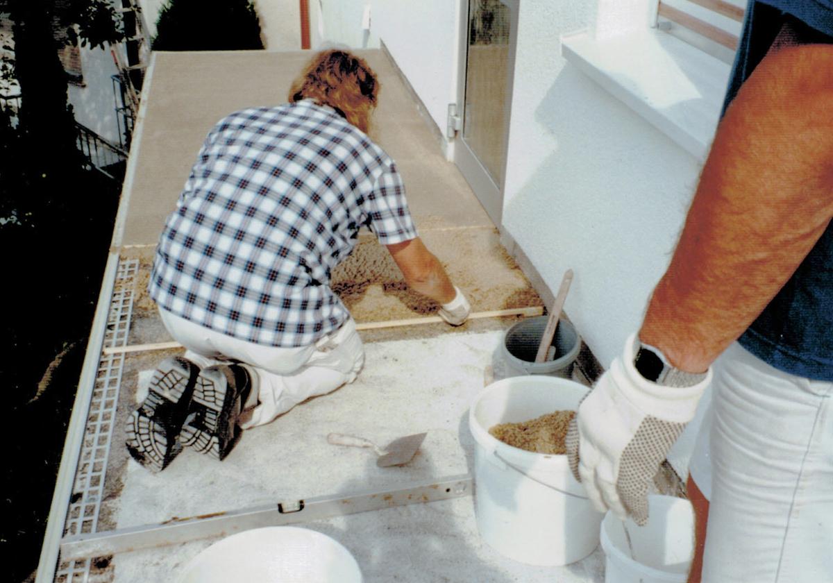 Bodenbeschichtung Hugo Groll Malerbetrieb Bochum