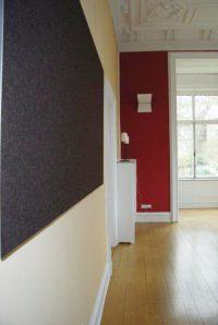 Rote Wand Altbau Hugo Groll Malerbetrieb Bochum