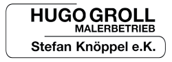 Hugo Groll Malerbetrieb e.K. Logo